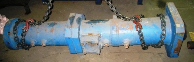 3 1/2″ NRM barrel & screw, Item # 1048