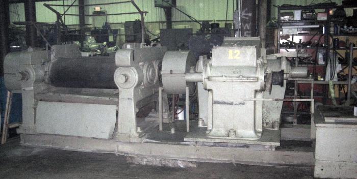 18″ x 48″ Farrel Mill, Item # 1087