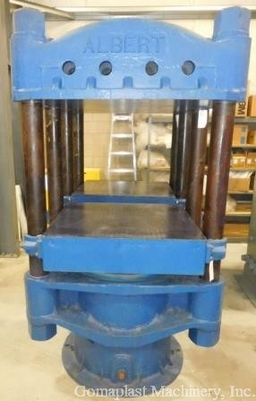 42″ x 42″ Albert Press, REBUILT, Item # 1102-2