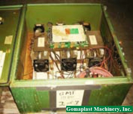 150 HP AC Drive, Item # 1127