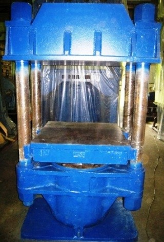 40″ x 40″ Adamson Press, Reconditioned, Item # 1163