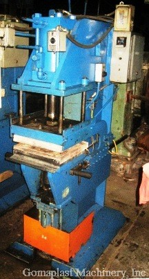 16″x16″ Albright Splicing Press, Item # 1182