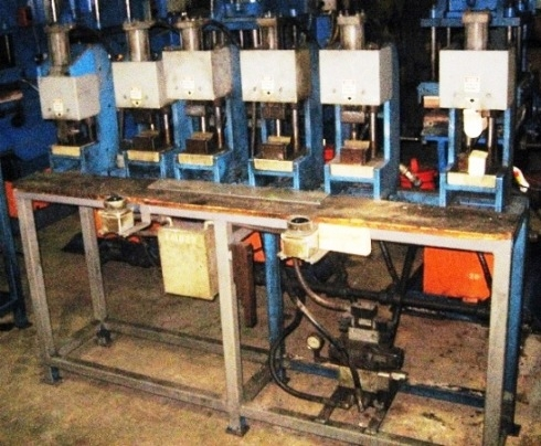 Cutting/Punching Presses, Item # 1183