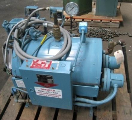 Lattner Electric Boiler, Item # 1236