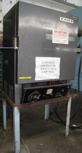 Blue M Single Door Oven, Item # 1242