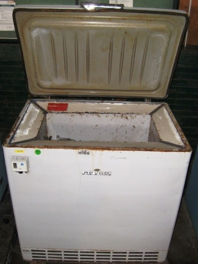Revco Ultra Low Temperature Freezer, Item # 1243