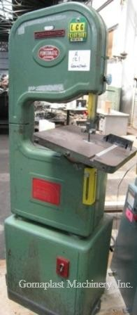 Powermatic Bansaw, Item # 1248