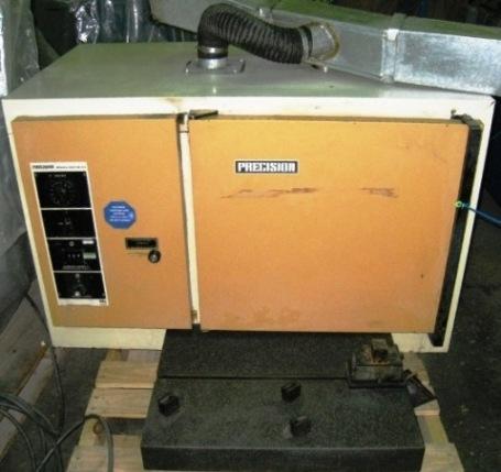 Precision Convection Oven, Item # 1262