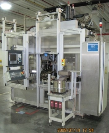 170 Ton Desma Injection Press, Item # 1288