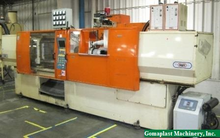 135 Ton/1000cc MIR Injection Press, Item # 1291