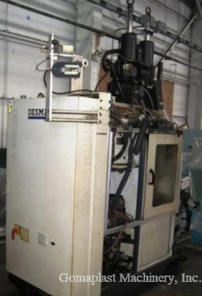 180 Ton Desma Injection Press, Item# 1321A