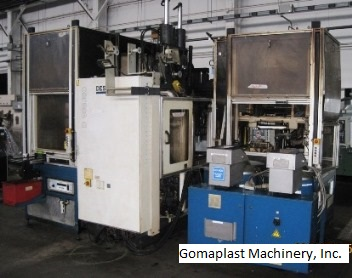 180 Ton Desma Injection Press, Item # 1321D