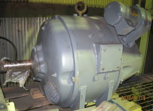 15 hp dc Reliance Motor, Item # 1322