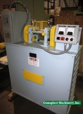 3″ x 8″ Reliable Rubber/Silicone Mill, Item# 1357
