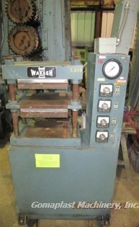 15″ x15″ Wabash Press, Item #1379