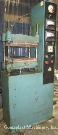 15″ x15″ Wabash Press, Item # 1380