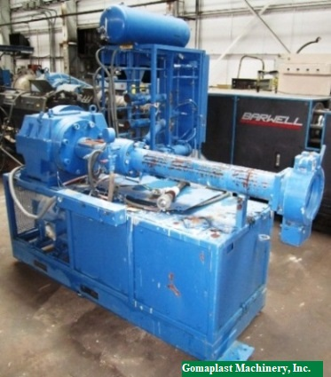 3 1/2″ Cold Feed Vented Extruder, Item # 1402