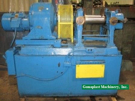 Gomaplast Machinery, Inc  || Used & Rebuilt Rubber Machinery