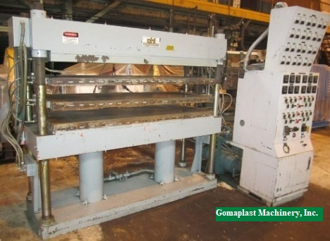 84″ x 30″ PHI Press, Item # 1450
