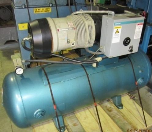 CompAir 5 HP Air Compressor, Item # 1455