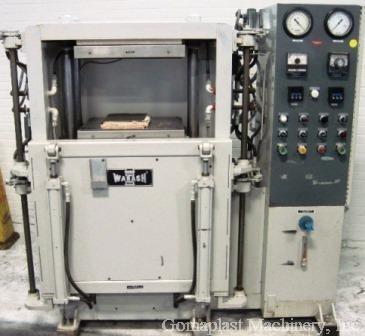 20″ x 16″ Wabash Vacuum Press, Item #1463