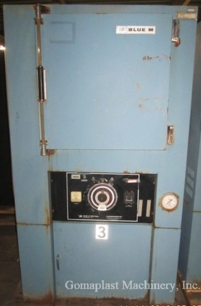 Blue M Oven, Item # 1500