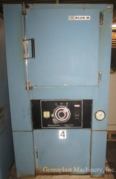 Blue M Oven, Item # 1501