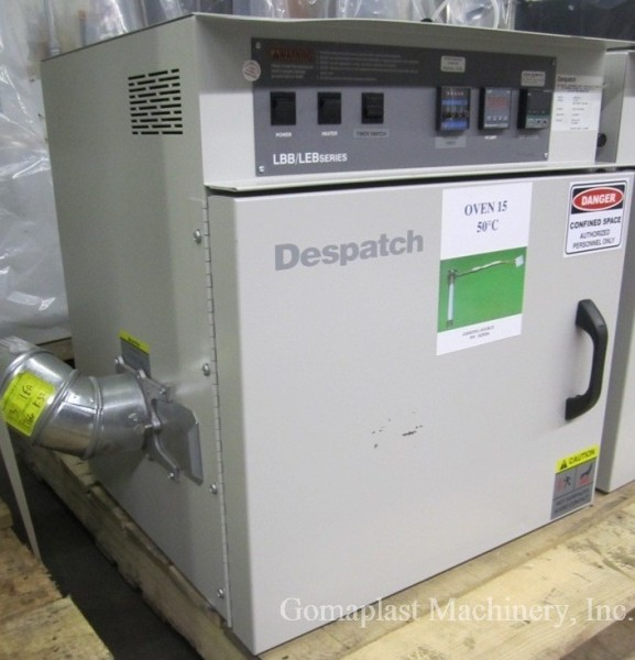 Despatch Oven #LBB1-23A-1, Item # 1504