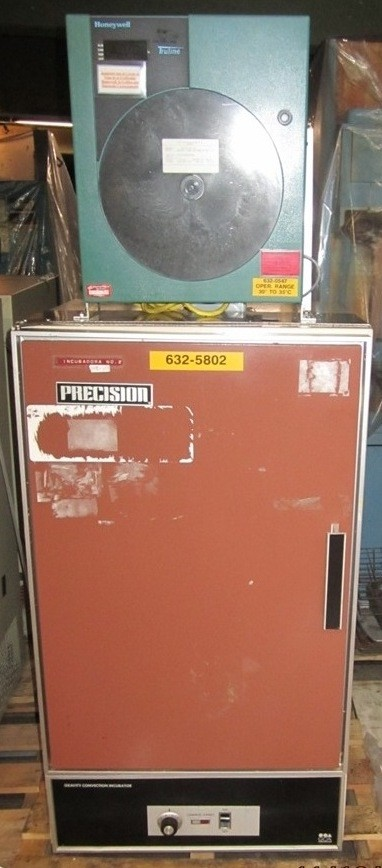 Precision Oven #22MM-10, Item # 1512