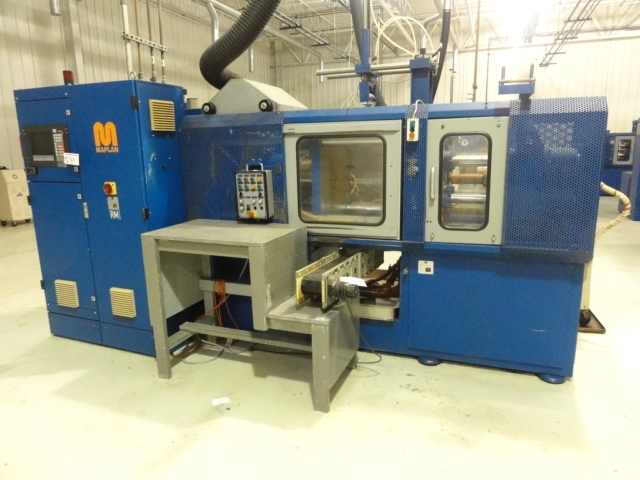 150 Ton Maplan Injection Press, Item # 1536