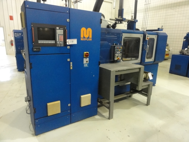 150 Ton Maplan Rubber Injection Press, Item # 1538