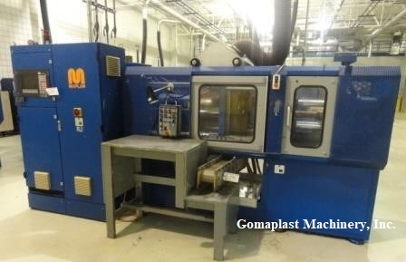 150 Ton Maplan Rubber Injection Press, Item # 1539