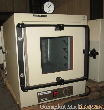 Fisher Scientific Vacuum Oven, Item # 1583C