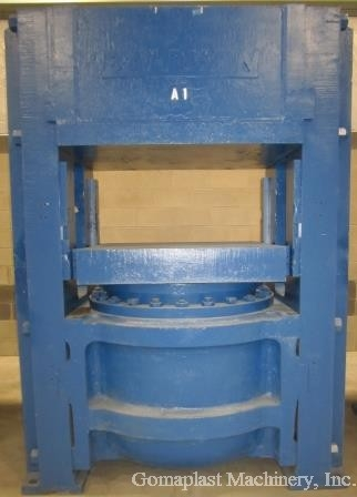 42″ x 42″ Baldwin Press, Rebuilt, Item # 1593