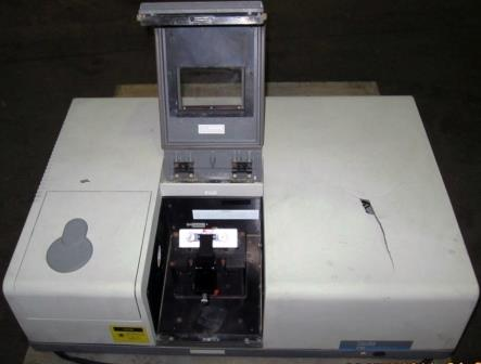 Nicolet 710 FT-IR Spectrometer, Item # 1643