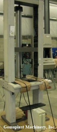 Alpha Technologies T-10k Tensile Tester, Item # 1645