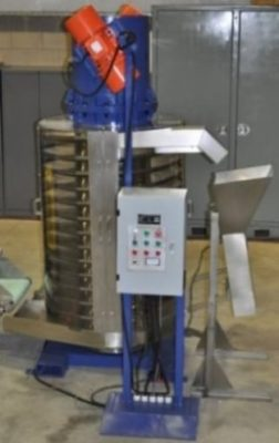 NEW Rotating Cooling Conveyor, Item # 1648B <span style=