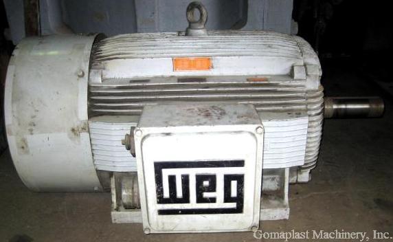 250 HP Weg Motor, Item # 1656