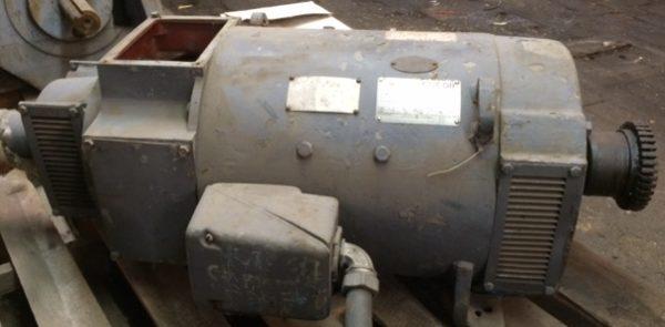 50 HP DC GE Motor, Item # 1658
