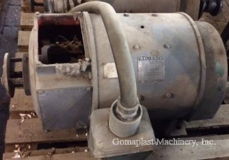 50 HP DC Reliance Motor, Item # 1661