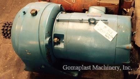 20 HP AC Induction Motor, Item # 1663