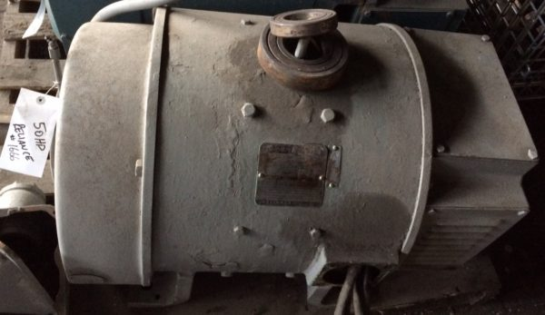 50 HP Reliance Motor, Item # 1664