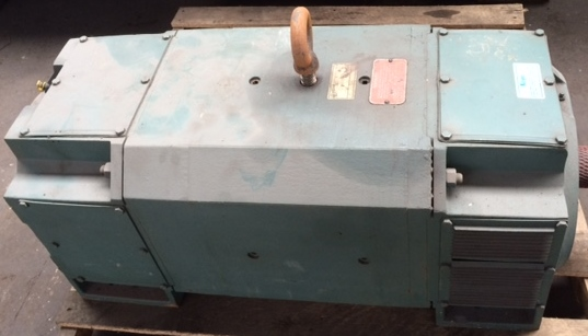 100 HP DC Reliance Motor, Item # 1665