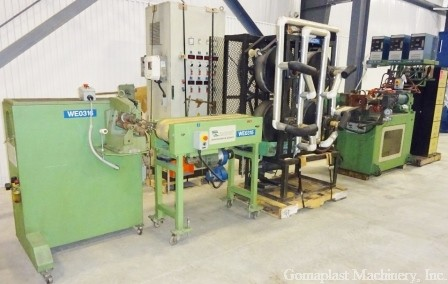 2″ Anzani Co-Extrusion Line, Item # 1667