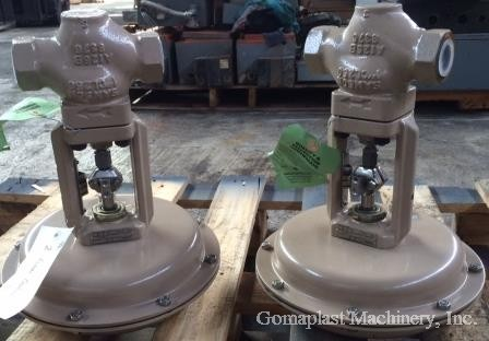 Samson Globe Control Valves Type 3241, NEW (2), Item # 1669