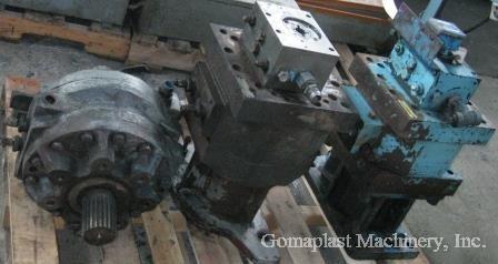 Banbury® Internal Mixer Rotac Actuators, Item # 1671