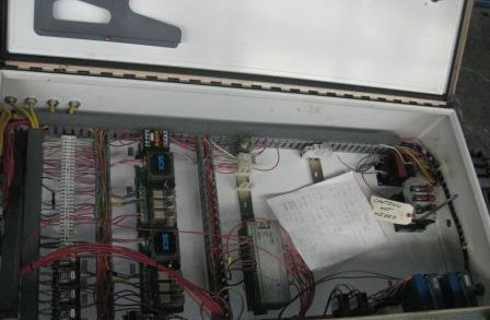 Press Control Panel, Item # 1673