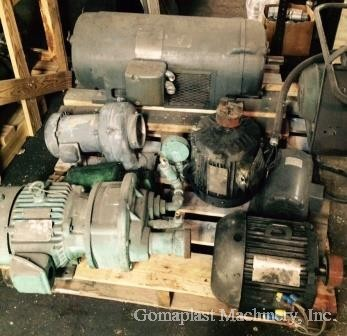 Motors under 20HP lot (7 units), Item # 1677
