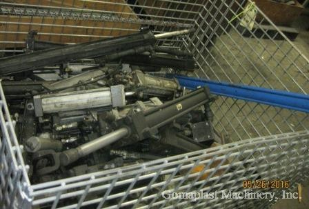 Hydraulic Cylinders lot, Item # 1694