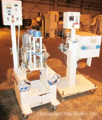 Embossers Youngtown Plastic Tooling & Machinery (YPTM), Item # 1698